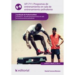 Programas de entrenamiento en S.E.P. UF1711