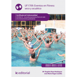 Eventos en Fitness seco y acuático UF1709