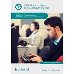 Auditorías y continuidad de negocio UF1895