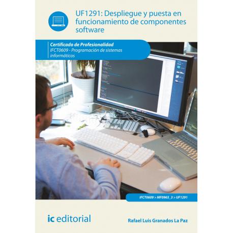 Despliegue y puesta en funcionamiento de componentes software UF1291