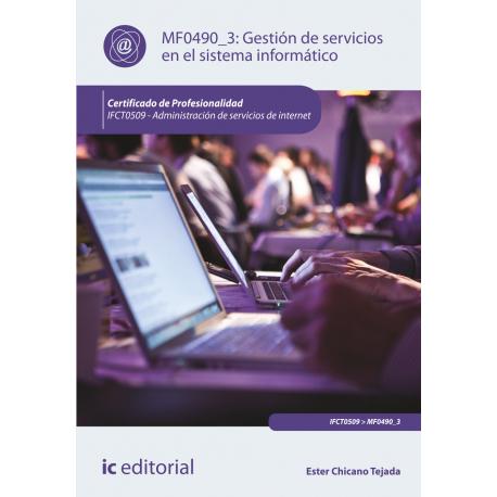 Gestión de servicios en el sistema informático MF0490_3