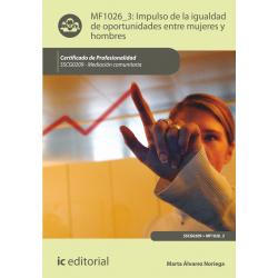 Impulso de la igualdad de oportunidades entre mujeres y hombres MF1026_3
