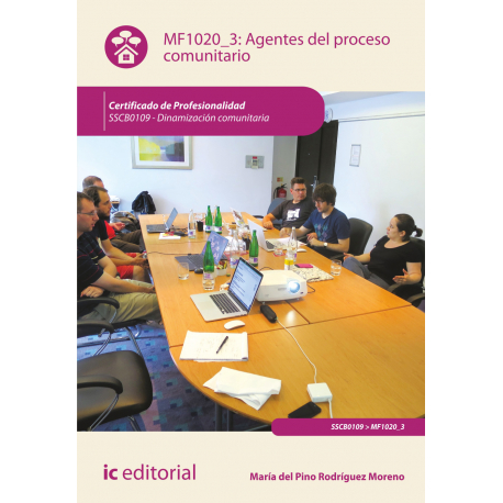 Agentes del proceso comunitario MF1020_3