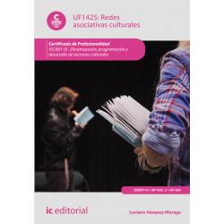 Redes asociativas culturales UF1425