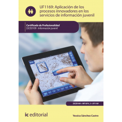 Aplicación de los procesos innovadores en los servicios de información juvenil UF1169