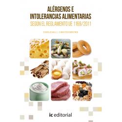 Alérgenos e intolerancias alimentarias según el Reglamento UE 1169/2011 y Real Decreto 126/2015