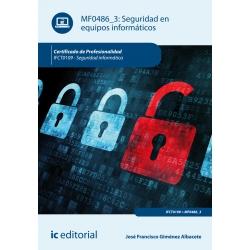 Seguridad en equipos informáticos. IFCT0109