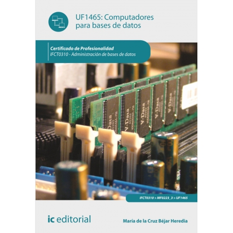 Computadores para bases de datos. IFCT0310