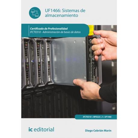 Sistemas de almacenamiento. IFCT0310