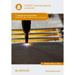 Corte por plasma y oxicorte UF0592