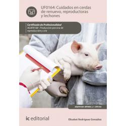 Cuidados en cerdas de renuevo, reproductoras y lechones UF0164