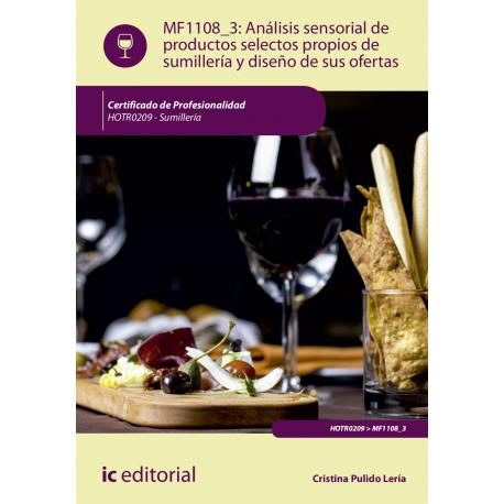 Análisis  sensorial de productos selectos propios de sumillería y diseño de  sus ofertas MF1108_3
