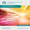 Mantenimiento del software. IFCT0510