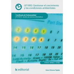 Gestionar el crecimiento y las condiciones ambientales. IFCT0510