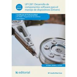 Desarrollo de componentes software para el manejo de dispositivos. IFCT0609