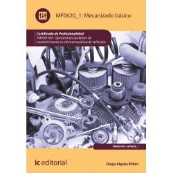 Mecanizado básico. TMVG0109