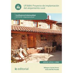 Proyecto de Implantación del alojamiento rural UF0684
