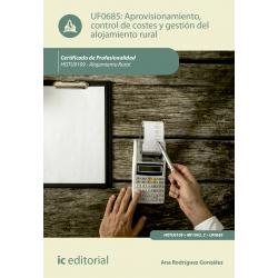 Aprovisionamiento, control de costes y gestión del alojamiento rural UF0685