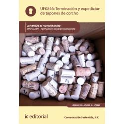 Terminación y expedición de tapones de corcho. MAMA0109