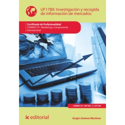 Investigación y recogida de información de mercados. COMM0110
