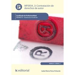 Contratación de derechos de autor. ARGN0210