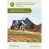 Infraestructuras para establecer la implantación de cultivos - UF0383