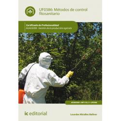 Métodos de control fitosanitario - UF0386