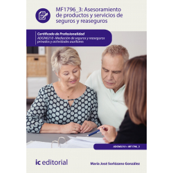Asesoramiento de productos y servicios de seguros y reaseguros - MF1796_3