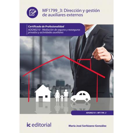 Dirección y gestión de auxiliares externos - MF1799_3