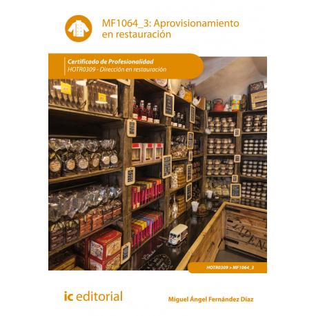 Aprovisionamiento en restauración - MF1064_3