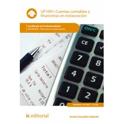 Cuentas contables y financieras en restauración - UF1091