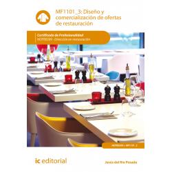 Diseño y comercialización de ofertas de restauración - MF1101_3
