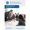 Comunicación efectiva y trabajo en equipo - UF0346