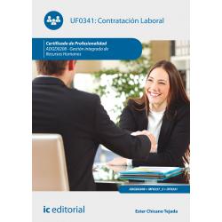 Contratación laboral - UF0341