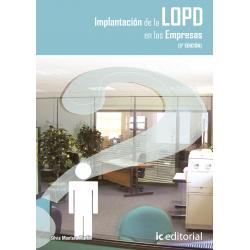 Implantación de la LOPD en las empresas