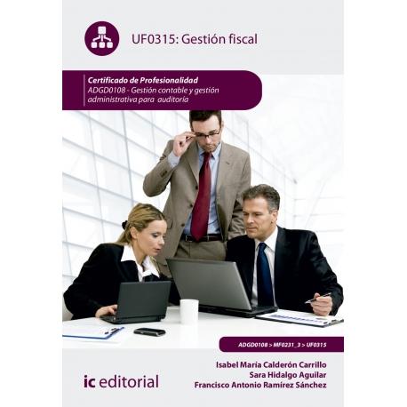 Gestión fiscal.  ADGD0108