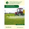 Programación y control de la aplicación de productos fitosanitarios en el césped UF0437