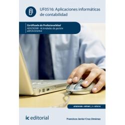 Aplicaciones informáticas de contabilidad. ADGD0308
