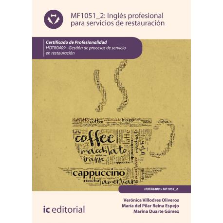 Inglés profesional para servicios de restauración MF1051_2