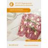 Regeneración óptima de los alimentos UF1357