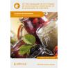 Aplicación de los métodos de conservación y regeneración de los preparados de repostería UF1363