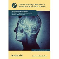 Psicología aplicada a la protección de personas y bienes UF2673