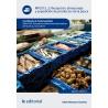 Recepción, almacenaje y expedición de productos de la pesca. INAJ0109