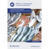 Preparación y venta de pescados. INAJ0109
