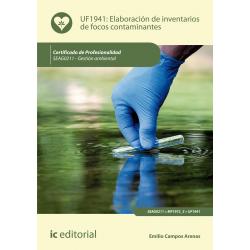 Elaboración de inventarios de focos contaminantes UF1941