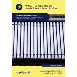 Replanteo de instalaciones solares térmicas MF0601_2