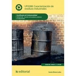 Caracterización de residuos industriales. SEAG0108