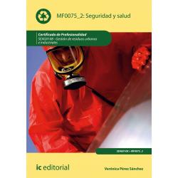 Seguridad y salud (2ª edición) MF0075_2