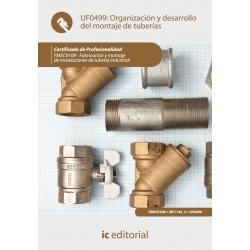 Organización y desarrollo del montaje de tuberías. FMEC0108