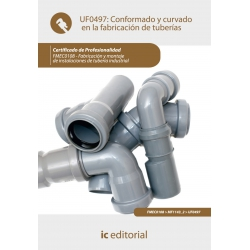 Conformado y curvado en la fabricación de tuberías. FMEC0108